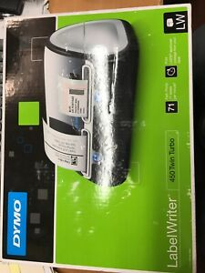 Dymo Labelwriter 450 Twin Turbo print 71 Labels P m Sku1752266