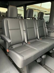 2019 Mercedes Benz Sprinter Seats 3 Passenger Bench