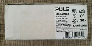 Puls Qs5 dnet Power Supply New In Box
