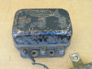 1948 1949 1950 1951 1952 1953 Hudson Voltage Regulator