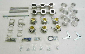 Obx Individual Throttle Body Itb For Watercooled Porsche 911 Boxster