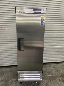 1 Door Refrigerator Nsf Reach In Upright Commercial Cooler Everest Ebr1 3979