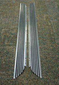 1962 Corvette Rocker Molding Panels Pair Panel Left Right 3820541 3820542 New