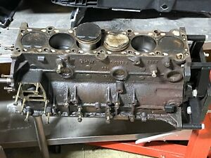 1996 2000 Bmw E36 M3 Z3 M S52 3 2l 6 cylinder Engine Cylinder Block With Pistons