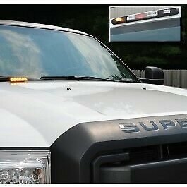 Factory Stock Ford 11 16 Super Duty Led Warning Strobe Lights Soundoff Signal