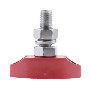 Junction Block Power Post Insulated Terminal Stud 6 8mm Stainless For Car Marine