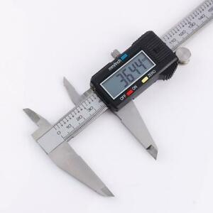 0 8 Inch Stainless Steel Digital Electronic Gauge Vernier Caliper Micrometer New