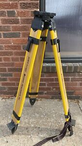 Cst Berger Stanley Laser Specialist Woo wooden Surveying survey Tripod