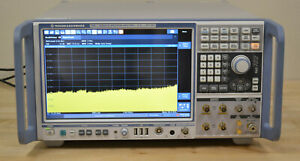 Rohde Schwarz Fsw26 Signal spectrum Analyzer 2hz 26 5ghz Loaded W options Nice