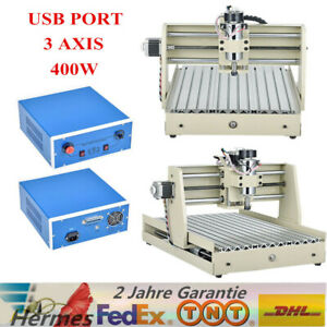 Usb 3 Axis Cnc 3040z Router Engraving Drill Mill Carving 3d Machine control Box