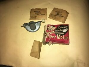 Nos Trico Wiper Motor Universal Free Shipping