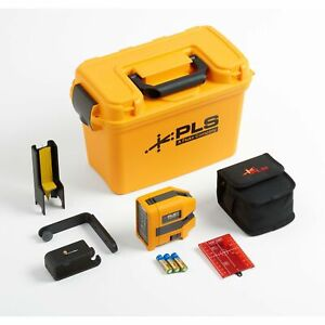 Pacific Laser Systems Pls5 Red 5 point Laser Kit