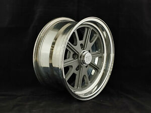 Circle Racing Gray Bullet Gt 15 X 7 Wheel 5 X 4 75 Bp 4 00 Bs
