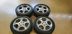 1994 95 96 Ford Mustang Cobra Pace Svo Gt Rims 17x8et30 Tires Center Caps Lugs