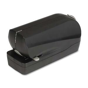 Business Source Electric Flat Clinch Stapler 62877 20 Sheet Capacity 210 Stapl