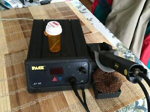 Pace St115 Soldering Station Fully Working Extra Tips Included
