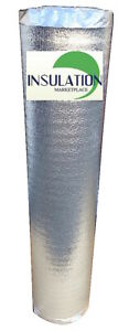 Smartshield 3mm 48 x10ft Reflective Insulation Roll Foam Core Radiant Barrier