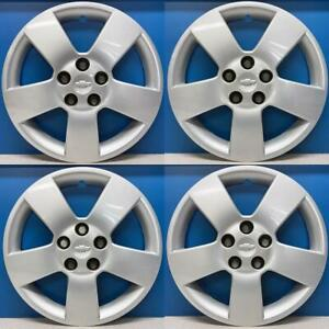 2006 2011 Chevrolet Hhr 3251 16 Hubcaps Wheel Covers Gm 09597197 Used Set 4