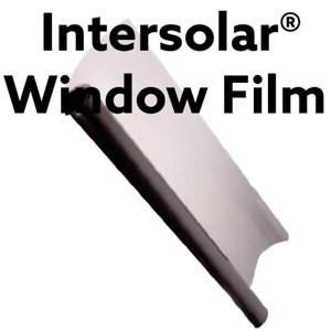Window Tint Film Roll Ligh 20 X 10 Ft Hp 2 Ply Intersolar Made In Usa