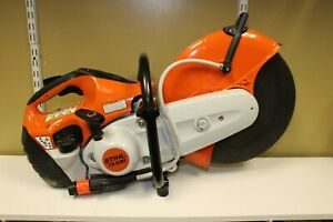 Stihl Ts420 Concrete Saw W 14 Blade Water Hook up