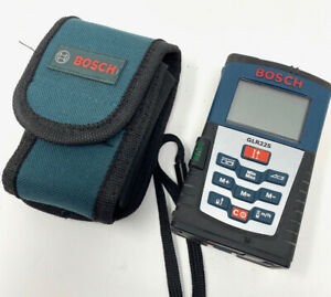Bosch Glr 225 Laser Distance Measurer Real Estate Construction Home Improvement