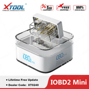 Xtool Iobd2 Mini Bluetooth 4 0 Obd2 Code Reader Scanner Tool For Ios Android