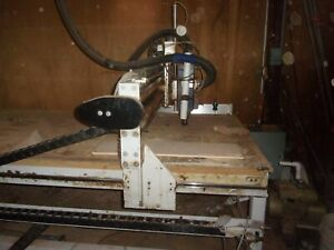 Shopsabre Cnc Machine Year 2008 Woodworking Crafting