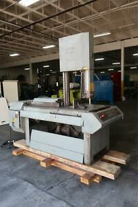 Marvel Model 8 Mark Ii Vertical Bandsaw Saw