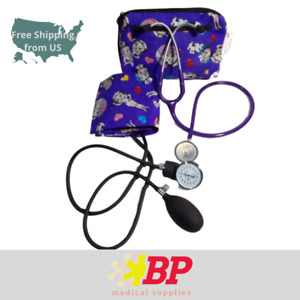 Prestige Medical A121 bch Aneroid Sphygmomanometer Sprague rappaport Kit