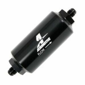 Aeromotive 12348 Fuel Filter Male An 06 Stainless 40m Filter New