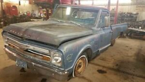 Core Engine 8 327 Stuck Fits 1967 Chevrolet 10 Pickup 675708