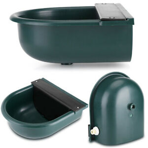 Water Trough Plastic Durable Nontoxic Water Trough For Goat Cattle Cow Sheep