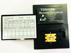 Toshiba Tim5359 35sl Microwave Power Gaas Fet 5 3 5 9 Ghz