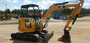 2017 Caterpillar 304e2 Cr Mini Track Crawler Excavator Cat 304