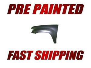 Brand New paint To Match 2005 2010 Jeep Grand Cherokee Left Fender