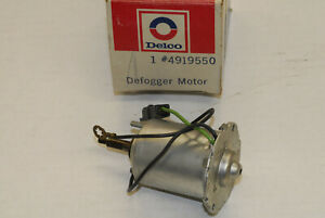 1969 1970 Cadillac Nos Motor For Accessory Rear Window Defogger