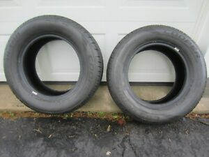 225 60 R15 96h Cooper Cs5 Ultra Touring Tires 2 Used With 1 000 Miles