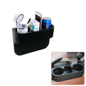 Car Seat Seam Cup Holder Food Drink Mount Stand Storage Organizer Accessories
