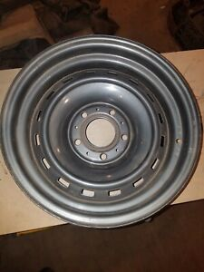Chevy Truck Rally Wheel 15x7 Trucks Vans Full Size And Wagons 5 On 5