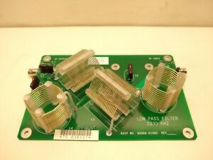 Thermo Finnigan 96000 61080 Mass Spectrometer Low Pass Filter Board