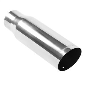 Magnaflow 35104 Single Exhaust Tip 3in Inlet 3 5in Outlet New