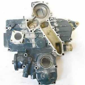 Used Timing Gear Cover Compatible With Bobcat 763 753 773 6688640 Kubota V2203