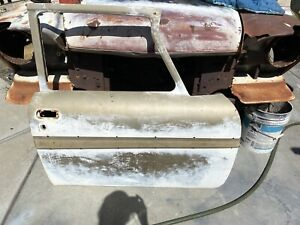 1957 1958 1959 Dodge Plymouth Chrysler Desoto Front Door Passenger Side