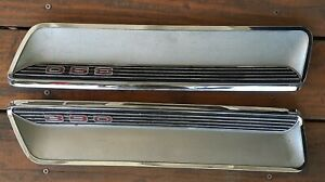 1966 Ford Fairlane Gt 390 Hood Inserts