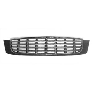 Gm1200502 New Grille Fits 2000 2005 Cadillac Deville Fwd