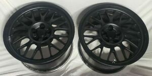 2 Ccw Wheel Corsair C2k Black Forged Monoblock 18x11 25 5x114 Drag Racing Wheel