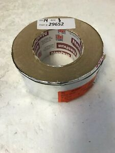 Nashua Tape 2 5 In X 60 Yd 324a Premium Foil Ul Listed Hvac Tape