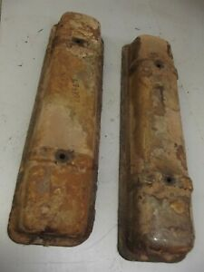 Vintage Oldsmobile Rocket V 8 Valve Covers Olds 303 324