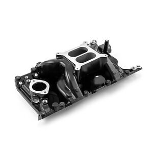 Speedmaster 1 147 030 Sb Mopar Air Gap Intake Manifold 1500 To 6500 Rpm