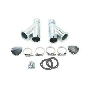 Patriot Exhaust Exhaust Cut Out Hook Up 3in Kit